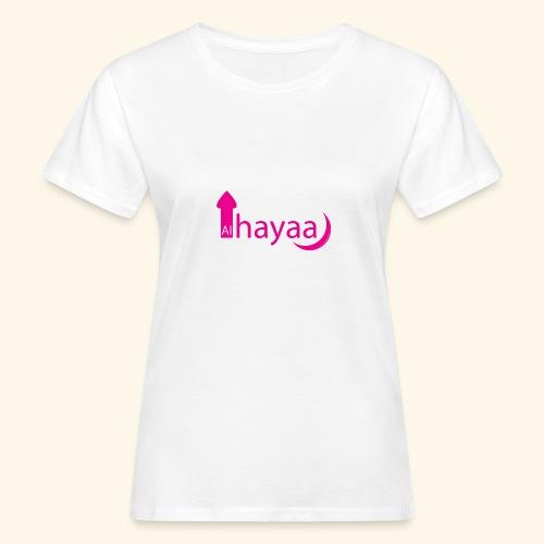 Al Hayaa - T-shirt bio Femme