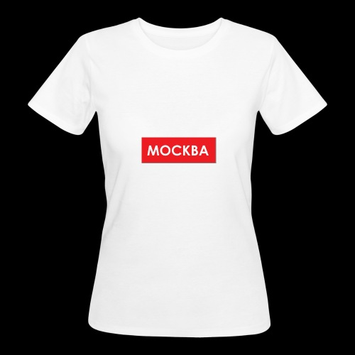 Moskau - Utoka - Frauen Bio-T-Shirt