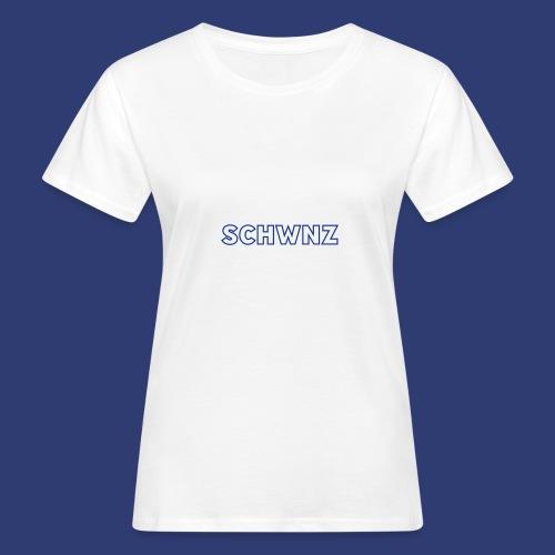 SCHWNZ - Vrouwen Bio-T-shirt