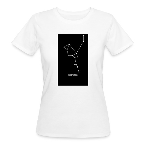 SAGITTARIUS EDIT - Women's Organic T-Shirt