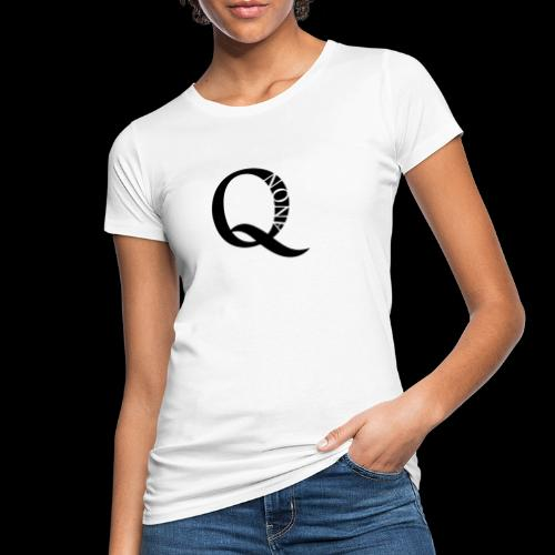 Q Anon Q-Anon Original Logo - Frauen Bio-T-Shirt