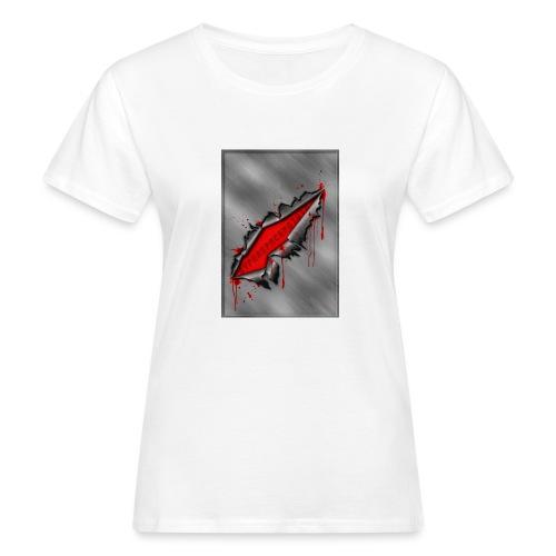 Metal Crack Hyperspace Potato - Women's Organic T-Shirt