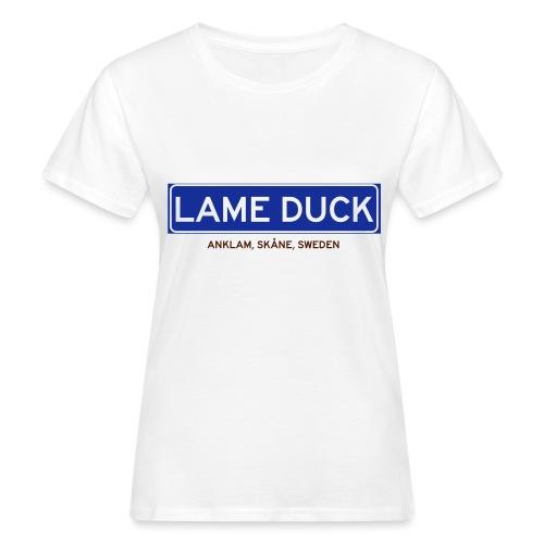 Anklam, Badly Translated - Ekologisk T-shirt dam