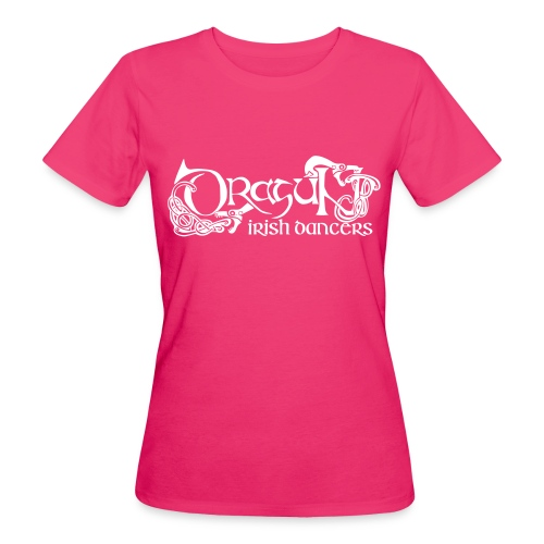 dragunlogo - Naisten luonnonmukainen t-paita