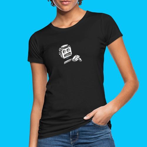Dat Robot Vux - Vrouwen Bio-T-shirt