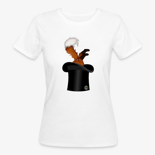 Mikkel Rev - Økologisk T-skjorte for kvinner