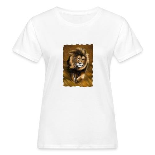 Il vento della savana - T-shirt ecologica da donna