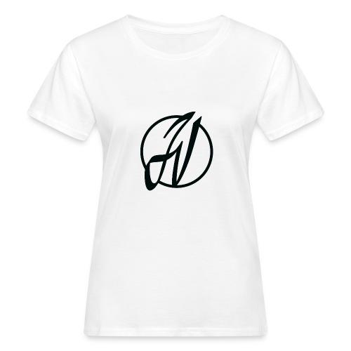 JV Guitars - logo noir - T-shirt bio Femme
