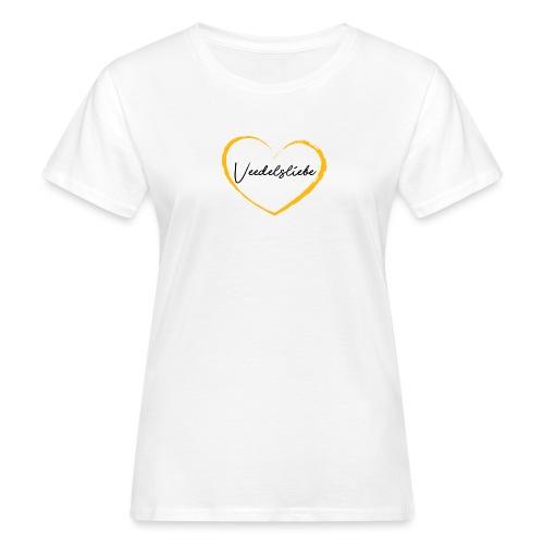 Veedelsliebe Herz - Frauen Bio-T-Shirt