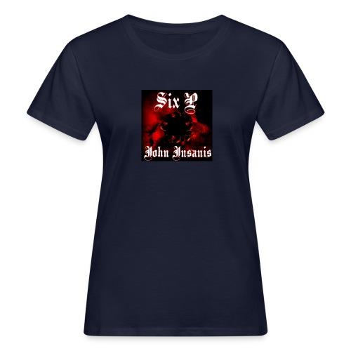 Six P John Insanis T-Paita - Naisten luonnonmukainen t-paita