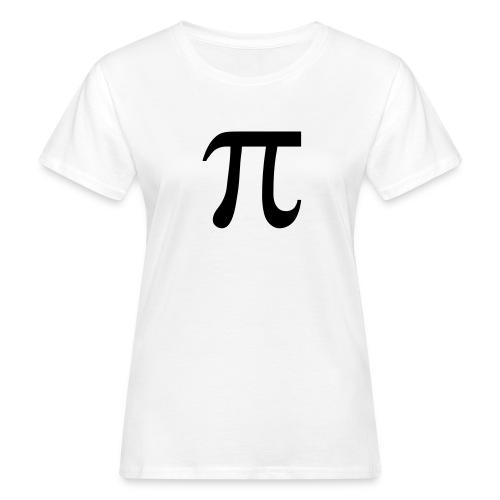 pisymbol - Vrouwen Bio-T-shirt