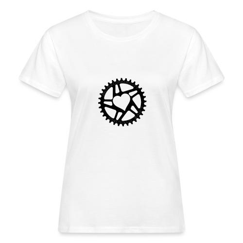 LOVE CHAINRING Tee - Women's Organic T-Shirt