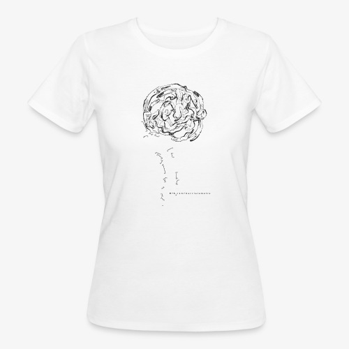 grafica t shirt nuova - T-shirt ecologica da donna