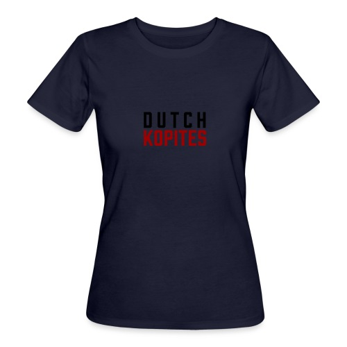 Dutch Kopites - Vrouwen Bio-T-shirt