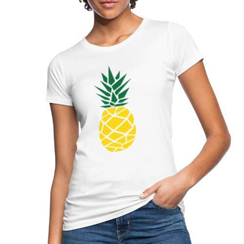 Pineapple - Vrouwen Bio-T-shirt