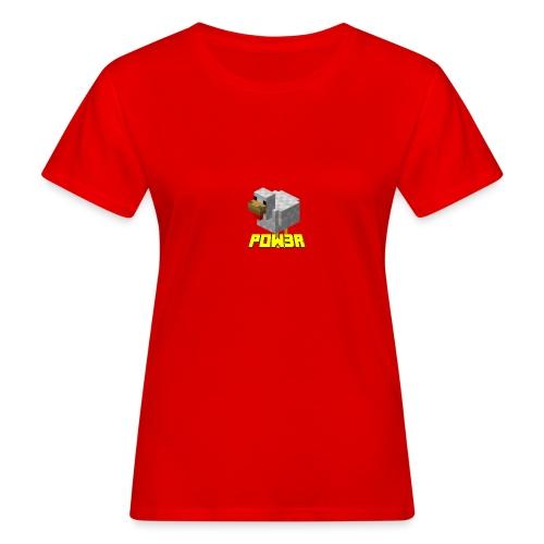 POw3r sportivo - T-shirt ecologica da donna