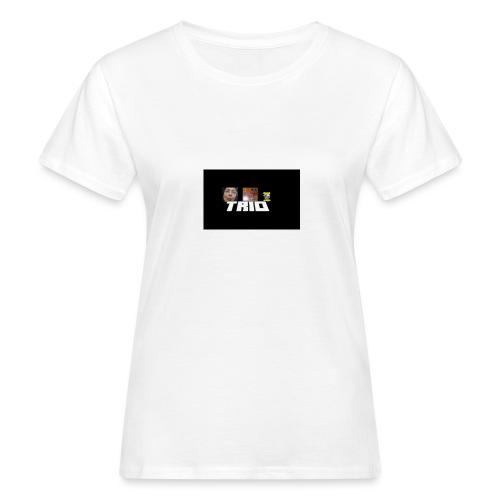 TRIO - T-shirt ecologica da donna