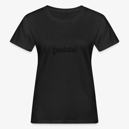 Feminist - T-shirt bio Femme