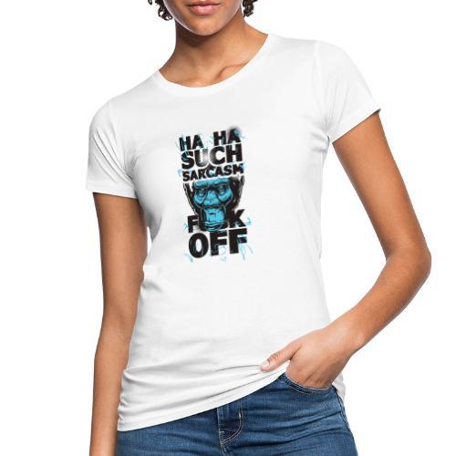 Sarcasm - Ekologisk T-shirt dam
