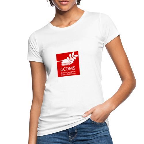 GCOMS logo - Women's Organic T-Shirt