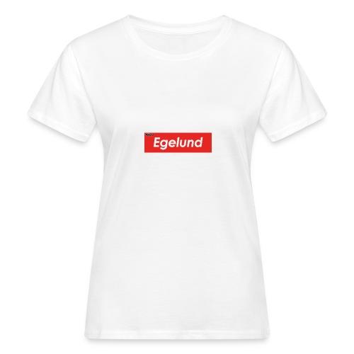 Albert Egelund Box Logo - Organic damer