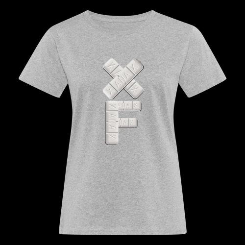XF Xanax Logo - Frauen Bio-T-Shirt