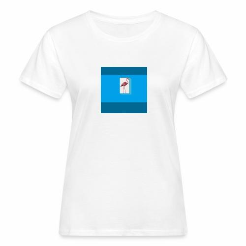 Flamingoscotteri - T-shirt ecologica da donna