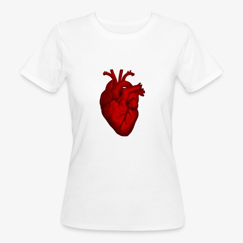 Heart - Women's Organic T-Shirt