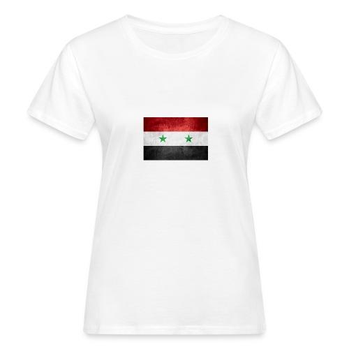Syrien - Frauen Bio-T-Shirt