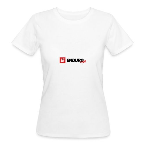 Enduro Live Clothing - Women's Organic T-Shirt