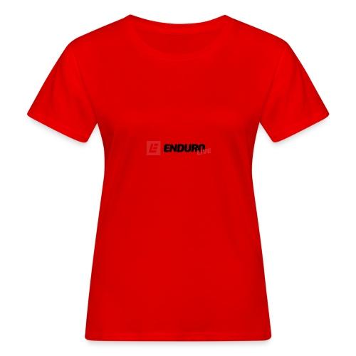 Enduro Live Clothing - Women's Organic T-Shirt