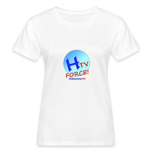 LOGO1.png - Camiseta ecológica mujer
