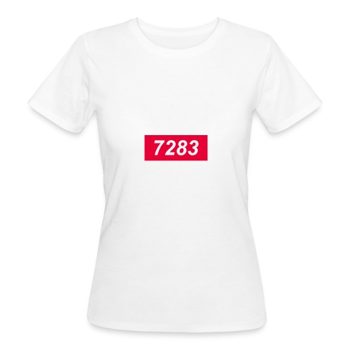 7283-Red - Women's Organic T-Shirt