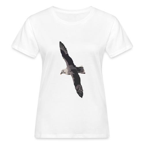 Eissturmvogel - Frauen Bio-T-Shirt