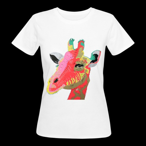 ZARAFAH - T-shirt bio Femme
