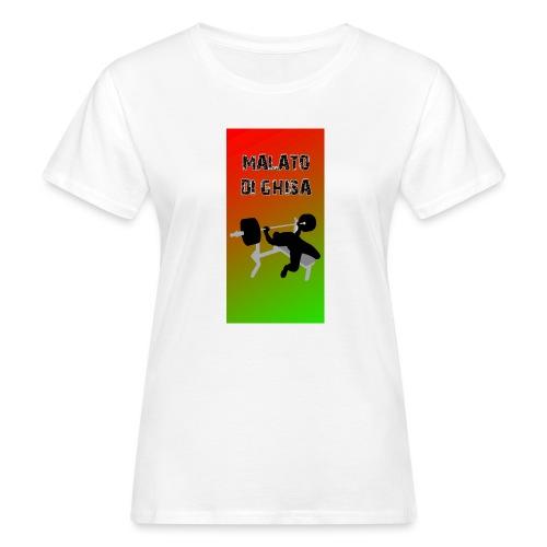 Cover Palestra - T-shirt ecologica da donna