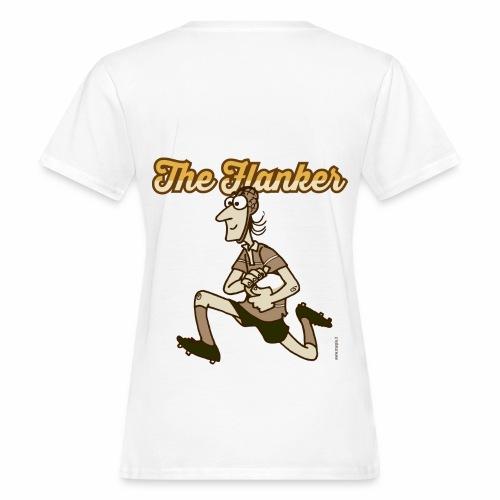 Flanker_Marplo_mug.png - T-shirt ecologica da donna