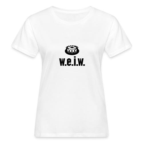 Titeltraum - Frauen Bio-T-Shirt