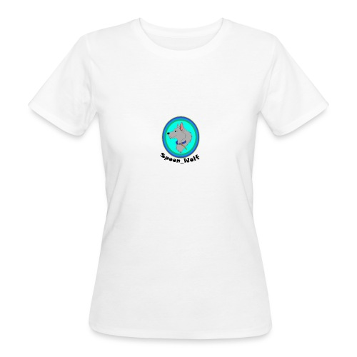 Spoon_Wolf_2-png - Women's Organic T-Shirt