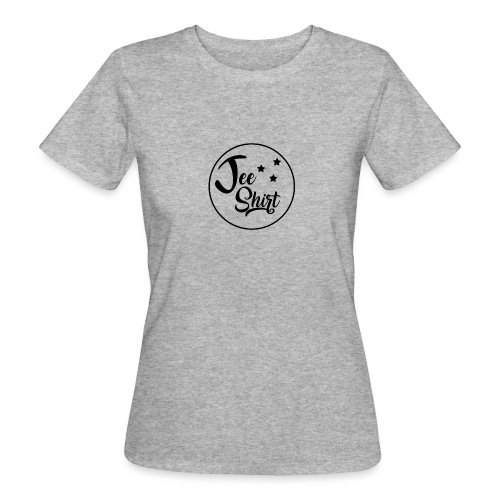 JeeShirt Logo - T-shirt bio Femme