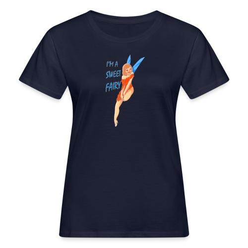 Sweet Fairy - T-shirt ecologica da donna