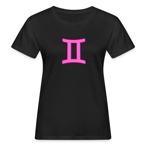 gemelli - T-shirt ecologica da donna
