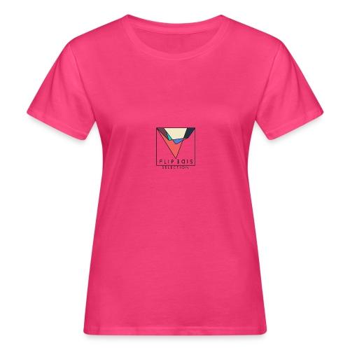 Official Flip Side logo - Women's Organic T-Shirt