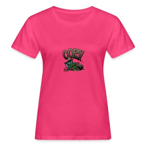 0921 JD stuck oops - Vrouwen Bio-T-shirt