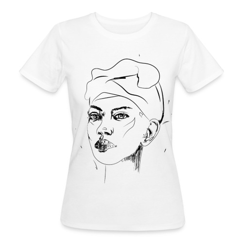 ANGEL - Frauen Bio-T-Shirt
