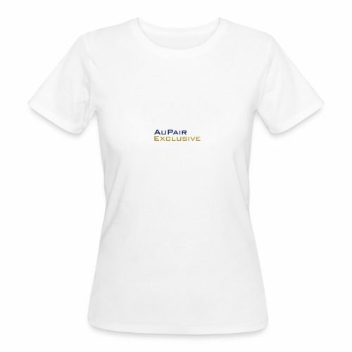Au Pair Exclusive - Vrouwen Bio-T-shirt