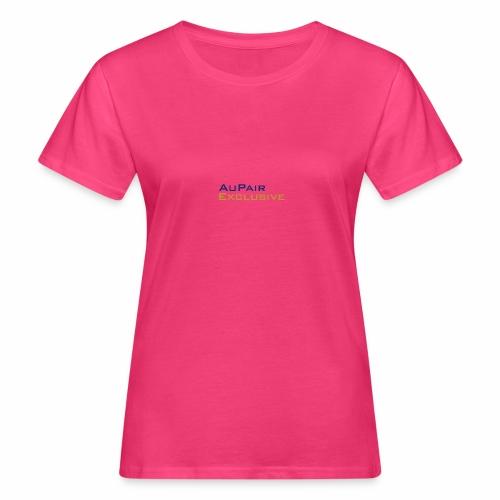 Au Pair Exclusive - Vrouwen Bio-T-shirt