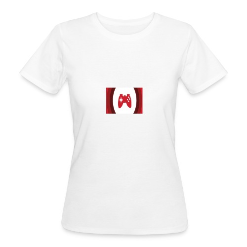 Tshirt - Player Youtube - T-shirt ecologica da donna
