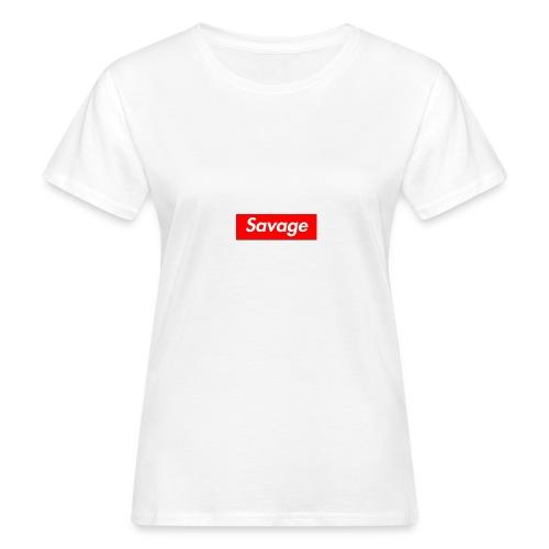 Clothing - Women's Organic T-Shirt