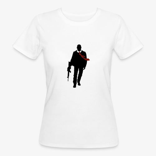 PREMIUM SO GEEEK HERO - MINIMALIST DESIGN - T-shirt bio Femme